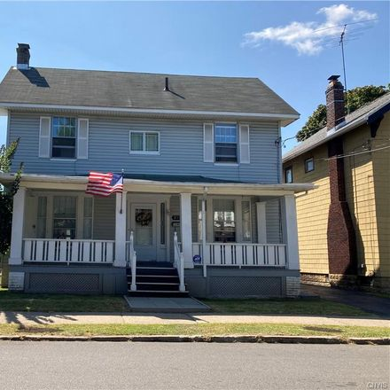 Rent this 3 bed house on 3 Rose Place in City of Utica, NY 13502