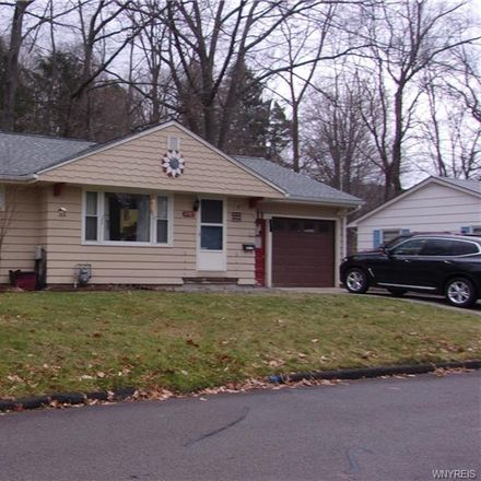 Rent this 3 bed house on 30 Park Lane in Wellsville, NY 14895