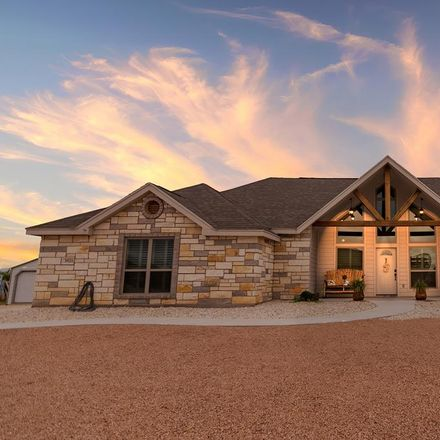 Rent this 3 bed house on Buck Run in Tom Green County, TX