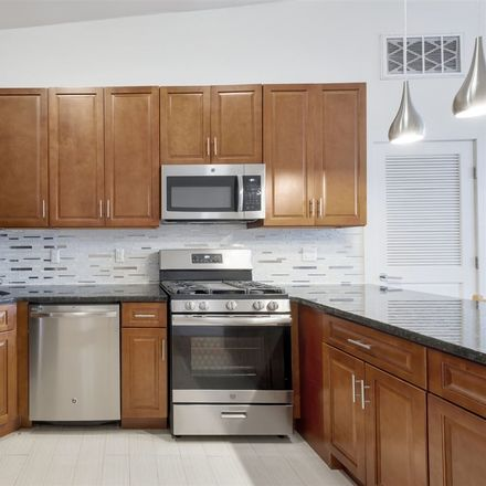 Rent this 3 bed apartment on Karma Kafe in 505 Washington Street, Hoboken