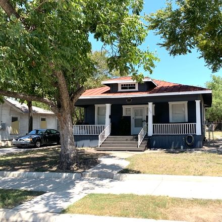 Rent this 3 bed house on 243 Porter Street in San Antonio, TX 78210