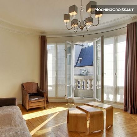 Rent this 3 bed apartment on 20 Rue Raynouard in 75016 Paris, France