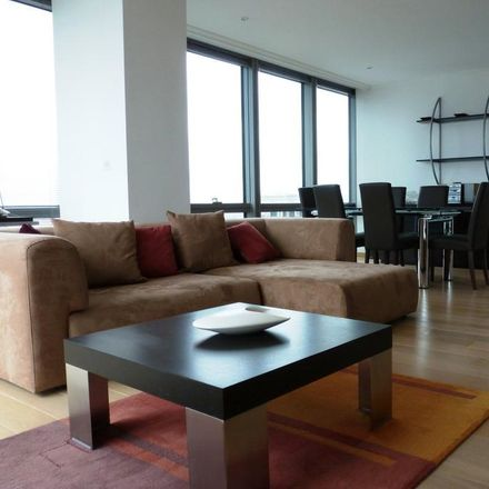 Rent this 1 bed apartment on 1 West India Quay in 24 Hertsmere Road, London E14 4ED