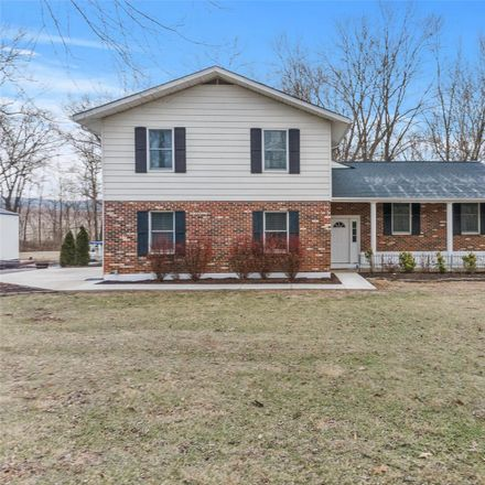Rent this 4 bed house on 6120 Hwy T in Augusta, MO