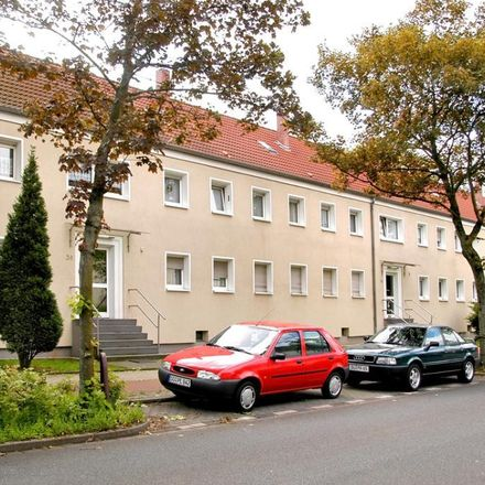 Rent this 2 bed apartment on Angerhauser Straße 34 in 47259 Duisburg, Germany