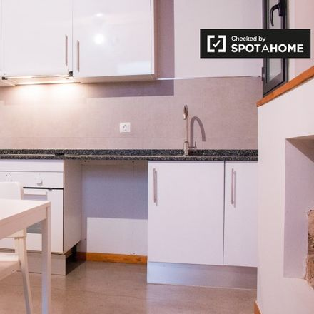 Rent this 1 bed apartment on Carrer d'Alcolea in 99, 08014 Barcelona