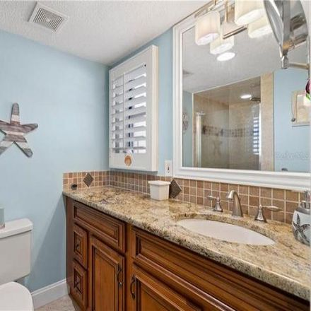 Rent this 3 bed condo on Gulf Boulevard & #20089 in Gulf Boulevard, Indian Rocks Beach