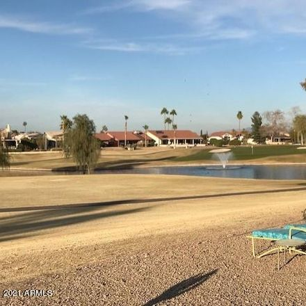 Rent this 3 bed house on 12326 West Cougar Drive in Sun City West, AZ 85375
