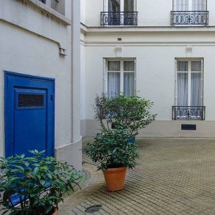 Rent this 1 bed apartment on 2 Rue Léo Delibes in 75116 Paris, France