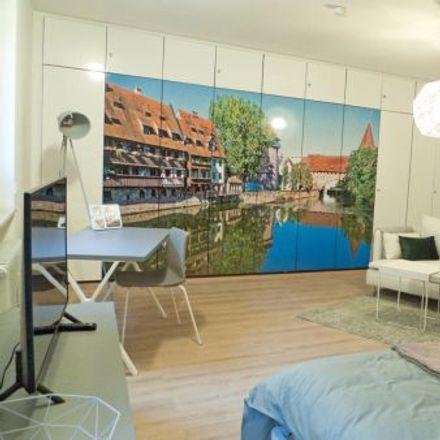 Rent this 1 bed apartment on Kühnertsgasse 5 in 90403 Nuremberg, Germany