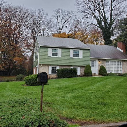 Rent this 3 bed house on 317 Prichard Ln in Wallingford, PA