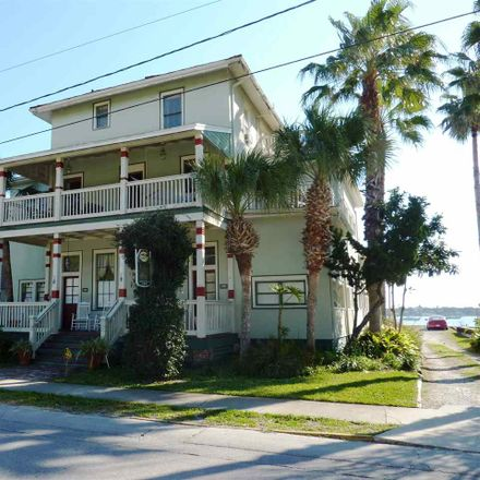 Rent this 2 bed apartment on 105 Marine Street in St. Augustine, FL 32084