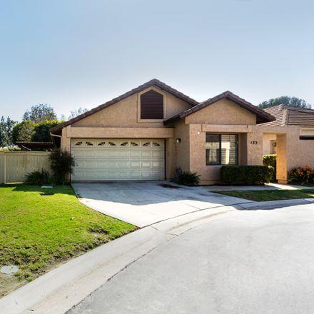 Rent this 2 bed house on 133 La Veta Drive in Camarillo, CA 93012