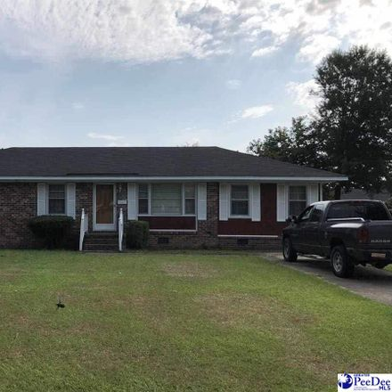 Rent this 4 bed house on Rosewood St in Mullins, SC