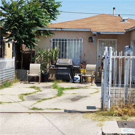 Rent this 2 bed house on 827 West Brazil Street in Compton, CA 90220