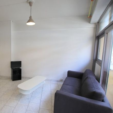 Rent this 2 bed apartment on 4 Rue Emmanuel Philibert in 06300 Nice, France