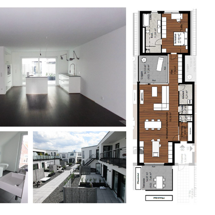 Rent this 2 bed apartment on Rathausquartier in Breite Straße, 21614 Buxtehude