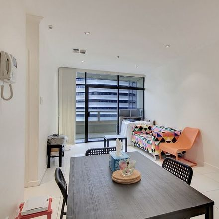 Rent this 3 bed apartment on 604/39 Grenfell Street