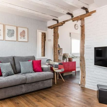 Rent this 2 bed apartment on Calle Irlandeses in 28001 Madrid, Spain