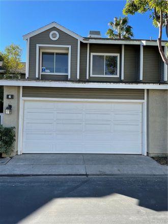 Rent this 3 bed condo on 6 Marigold in Aliso Viejo, CA 92656