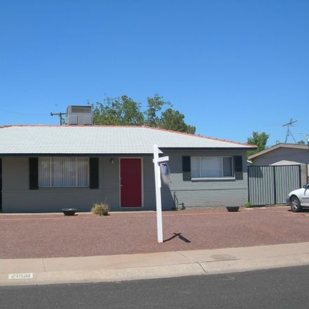 Rent this 2 bed house on 2908 West Bloomfield Road in Phoenix, AZ 85029