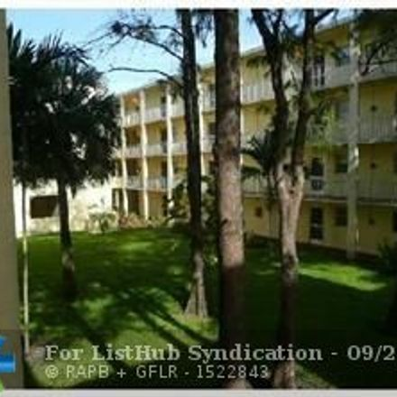 Rent this 2 bed apartment on Lauderhill