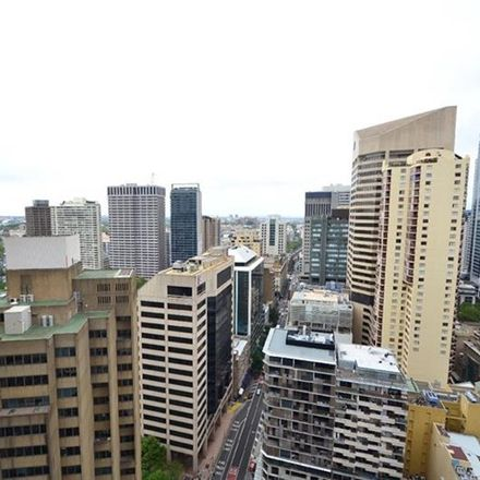 Rent this 2 bed apartment on 2904/197 Castlereagh Street
