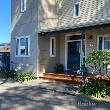 Rent this 1 bed apartment on 77 Dobell Drive