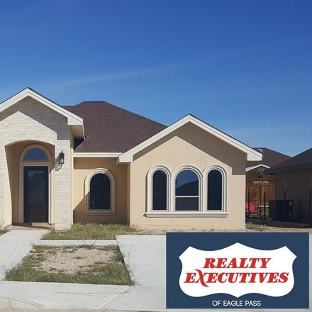 Rent this 3 bed apartment on Yota Dr in Eagle Pass, TX