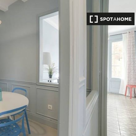 Rent this 3 bed apartment on Carrer de Sant Guillem in 11, 08006 Barcelona