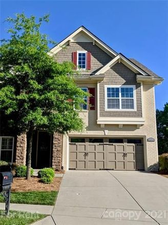 Rent this 3 bed townhouse on 9530 Alice McGinn Drive in Charlotte, NC 28277