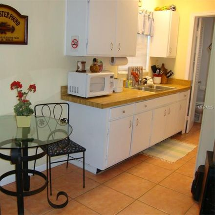 Rent this 1 bed apartment on 19646 Gulf Boulevard in Indian Shores, FL 33785