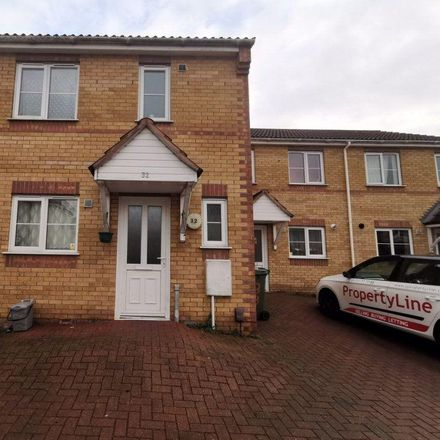 Rent this 3 bed house on Fengate Close in Peterborough PE1 5AR, United Kingdom
