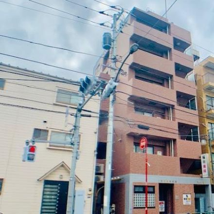Rent this 1 bed apartment on 池上老人いこいの家 in Ikegami-dori, Ota