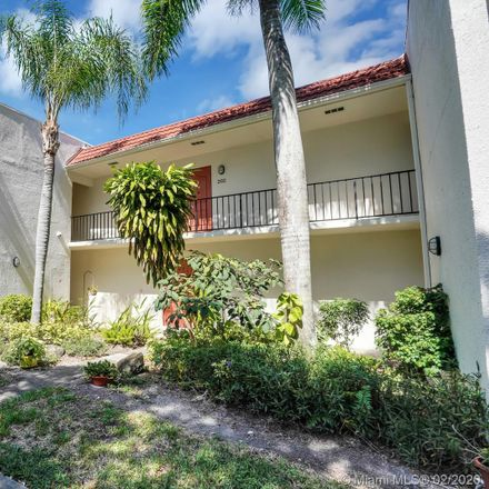 Rent this 3 bed condo on 1639 Embassy Drive in West Palm Beach, FL 33401