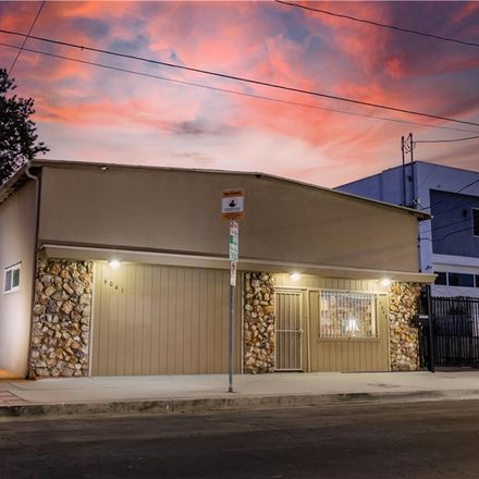 Rent this 4 bed apartment on 6041 Cleon Avenue in Los Angeles, CA 91606