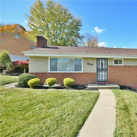 Rent this 3 bed house on 5284 Highgrove Road in Whitehall, PA 15236