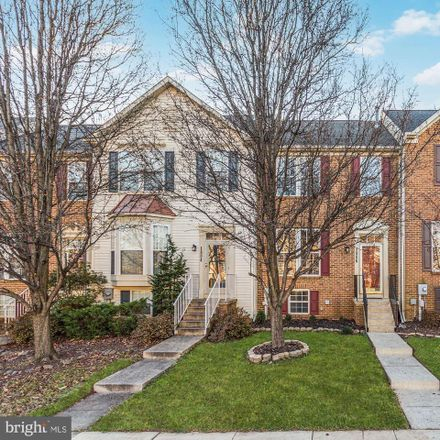 Rent this 4 bed townhouse on 1806 Country Run Way in Frederick, MD 21702