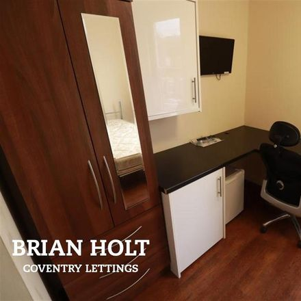 Rent this 1 bed apartment on Humber Avenue in Coventry CV1 2AT, United Kingdom