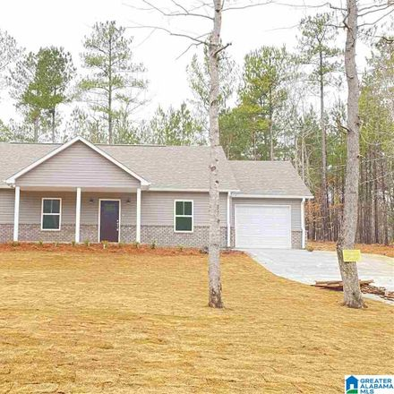 Rent this 3 bed house on 180 Parkwood Way in Odenville, AL