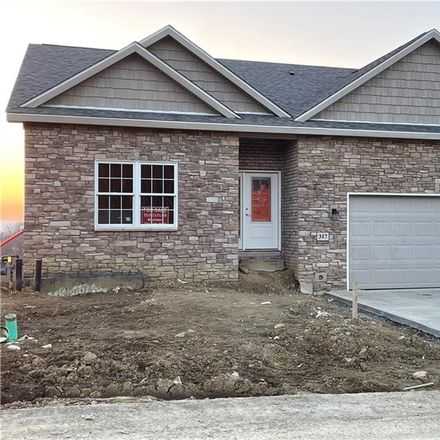 Rent this 4 bed house on Peters Dr in Canonsburg, PA