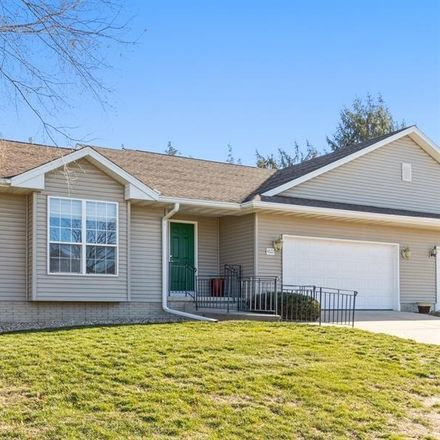 Rent this 2 bed house on 4022 Blue Jay Drive Northeast in Cedar Rapids, IA 52402