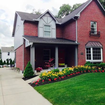 Rent this 1 bed apartment on Crown Hill Cemetery in West 38th Street, Indianapolis