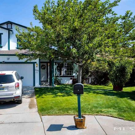 Rent this 4 bed apartment on 7337 Warhol Drive in Sun Valley, NV 89433