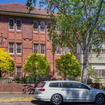 Rent this 2 bed apartment on 7/232a Glebe Point Road