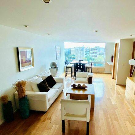 Rent this 1 bed apartment on Avenida Tecamachalco 16 in Del Bosque, 11600 Mexico City
