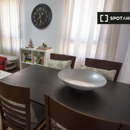 Rent this 1 bed apartment on Calle de San Laureano in 28001 Madrid, Spain