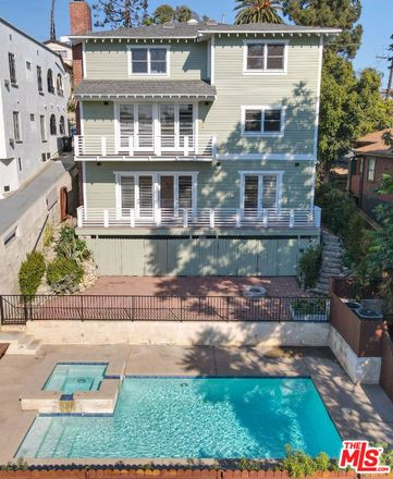Rent this 4 bed apartment on 1132 West Edgeware Road in Los Angeles, CA 90026