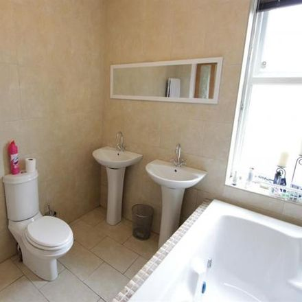 Rent this 4 bed house on City Road/Cemetery in City Road, Sheffield S2 1GA