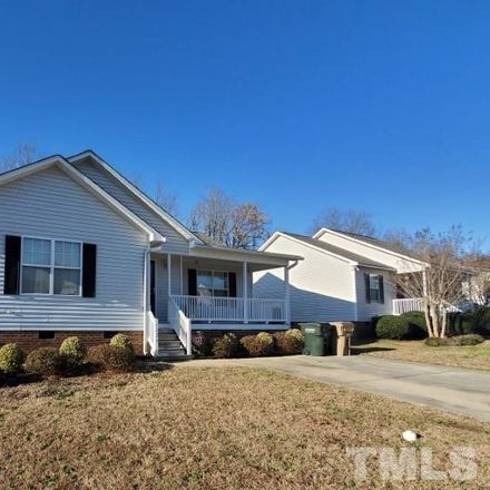 Rent this 3 bed house on 1020 Cove Circle in Clayton, NC 27520